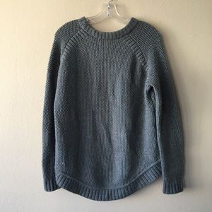 Lululemon 10 Grey Sweater Pullover Knit